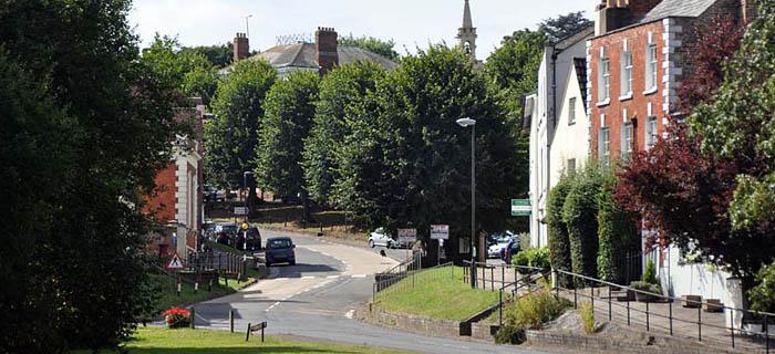 View of Newnham